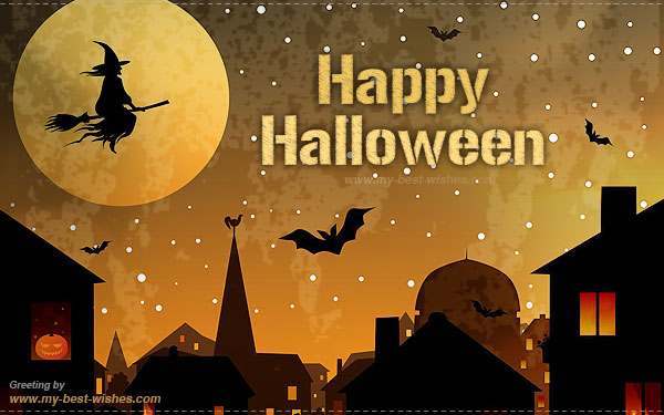 happy halloween wishes greeting and e card