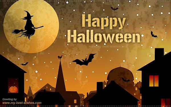 happy halloween greetings send halloween e card wish happy