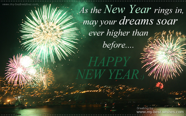 happy new year wishes e card and greetings